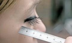Какая длина ресниц считается оптимальной?